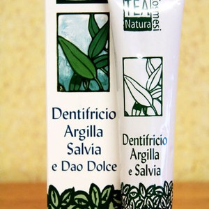 DENTIFRICIO SALVIA
