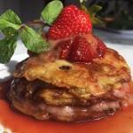 ricetta pancake bio