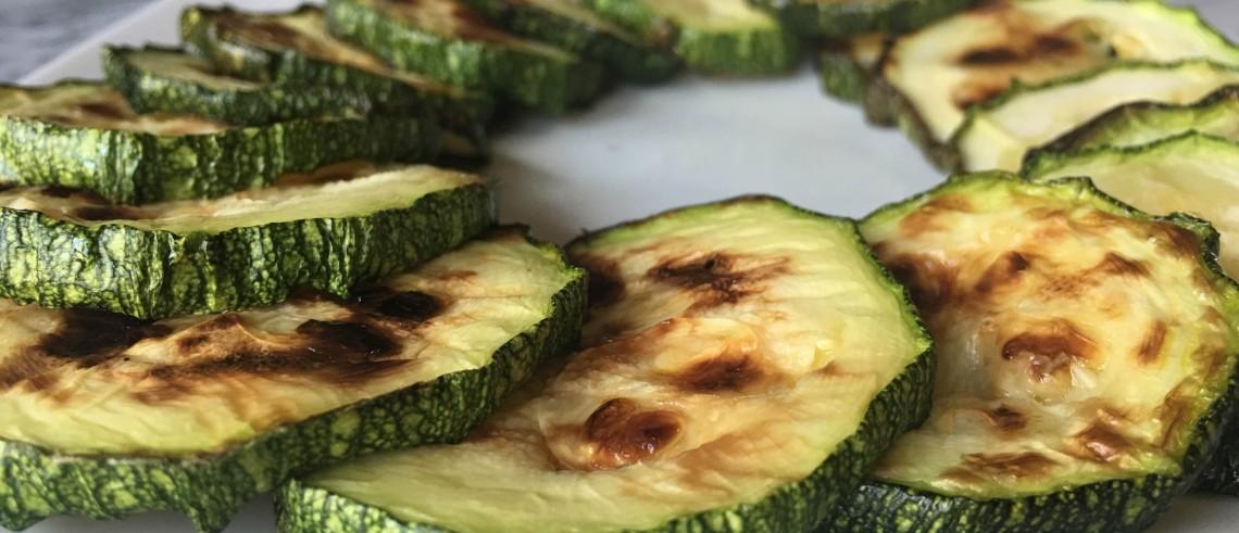 zucchine e riso venere