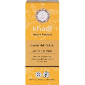 khadi middle blond